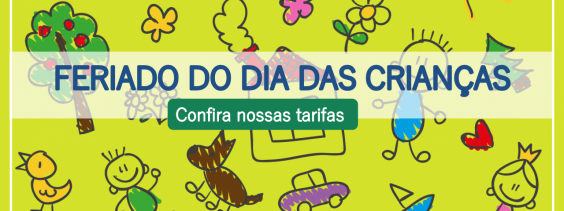 Pacote Feriado Dia das Crianças Praia do Forte 2019