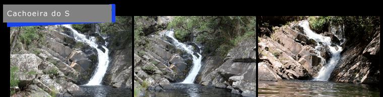 Cachoeira do S