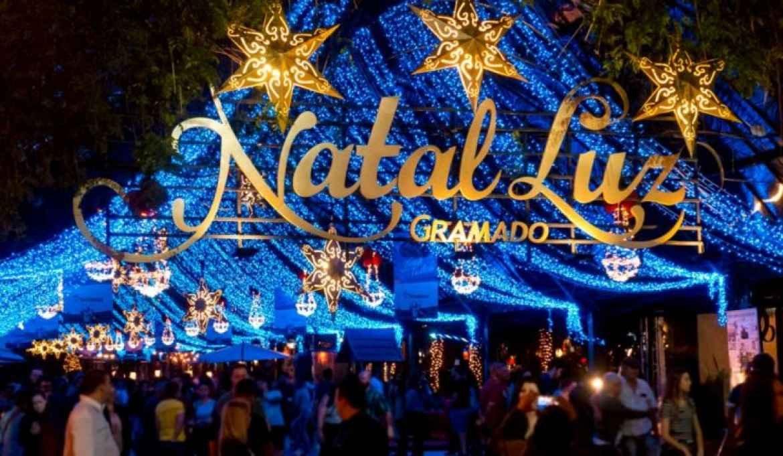 Pacote final de semana Natal Luz 2020 em Gramado Serra Gaúcha