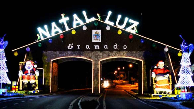 Pacote Janeiro Natal luz 2020 em Gramado Serra Gaúcha