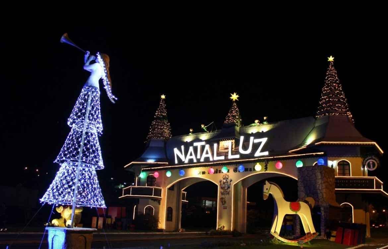 Pacote Final de semana Janeiro Natal luz 2020 em Gramado Serra Gaúcha