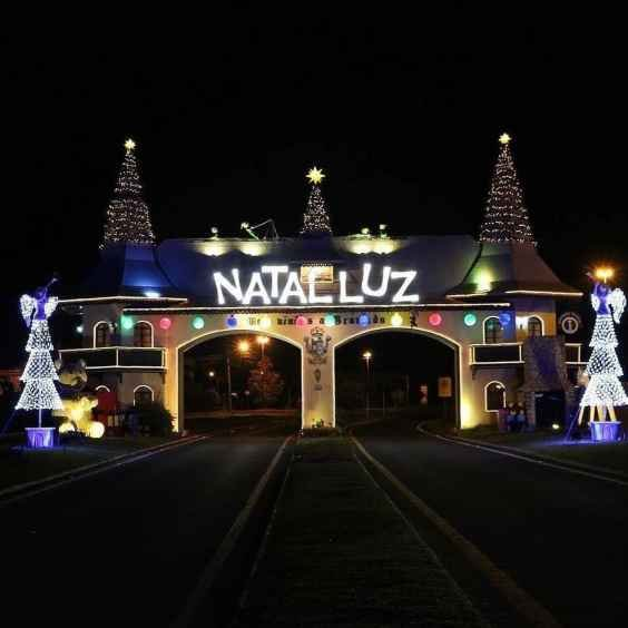 Pacote Inicio Natal Luz 2020 em Gramado Serra Gaúcha
