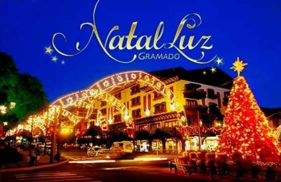 Pacote Final de Ano Natal luz 2020 em Gramado Serra Gaúcha