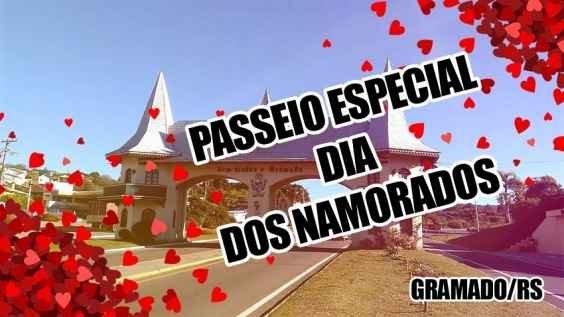 Pacote dia dos namorados 2020 em Gramado Serra Gaúcha