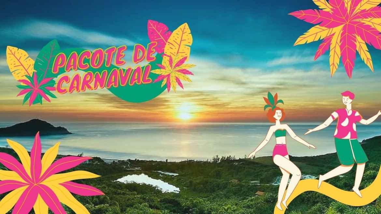Pacote Carnaval Praia do Rosa SC 2021