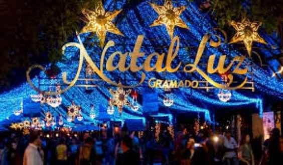 Pacote Dezembro Natal Luz na Serra Gaúcha em Gramado 2020