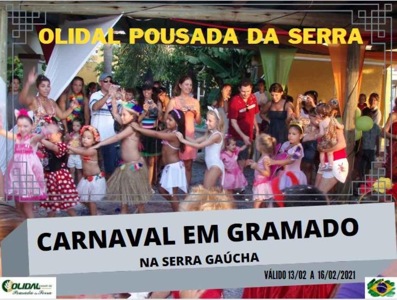 Pacote de Carnaval 2021 na Serra Gaúcha Gramado