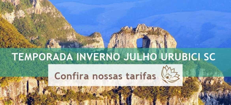 Temporada de Inverno Julho em Urubici Serra Catarinense 2021