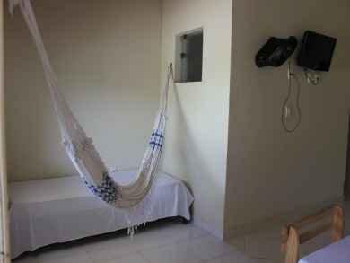 quarto com rede interna